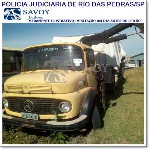 Lote do leilão Leilão da Policia Judiciaria de Rio das Pedras-SP