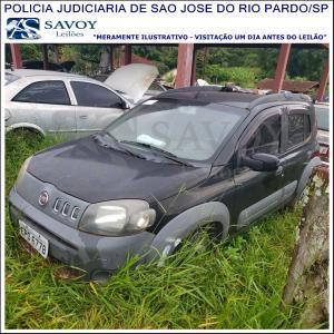 Lote do leilão Leilão da Policia Judiciaria de São José do Rio Pardo-SP I