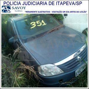 Lote do leilão Leilão da Policia Judiciaria de Itapeva-SP