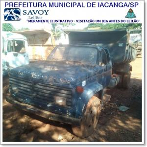 Lote do leilão Leilão da Prefeitura Municipal de Iacanga-SP