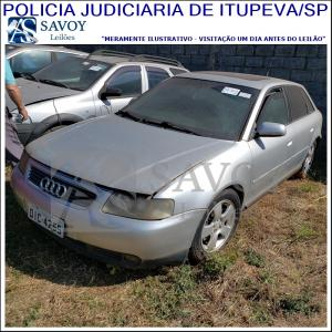 Lote do leilão Leilão da Policia Judiciaria de Itupeva-SP I