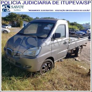 Lote do leilão Leilão da Policia Judiciaria de Itupeva-SP II