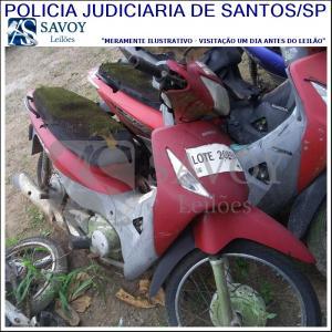 Lote do leilão Leilão da Policia Judiciaria de Santos-SP