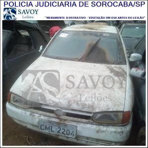 Lote do leilão Leilão da Policia Judiciaria de Sorocaba-SP