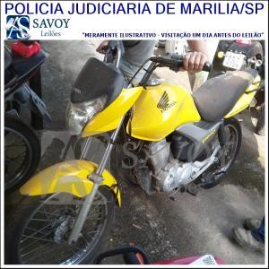 Lote do leilão Leilão da Policia Judiciaria de Marília-SP