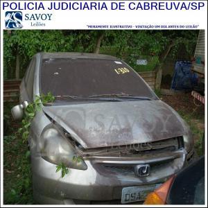 Lote do leilão Leilão da Policia Judiciaria de Cabreuva-SP