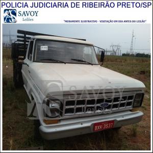 Lote do leilão Leilão da Policia Judiciaria de Ribeirão Preto-SP - Carros