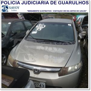 Lote do leilão Leilão da Policia Judiciaria de Guarulhos-SP I